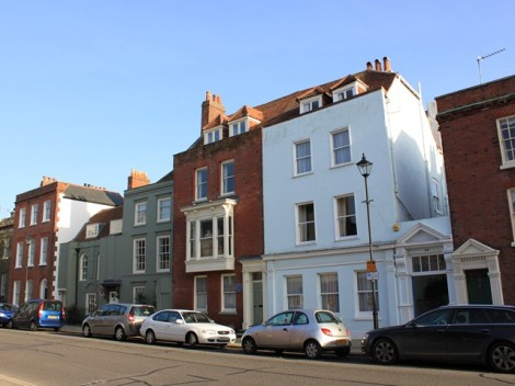 Old Portsmouth High Street